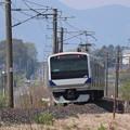 Photos: 水戸線 E531系K457編成 744M 普通 小山 行 2020.05.02 (1)