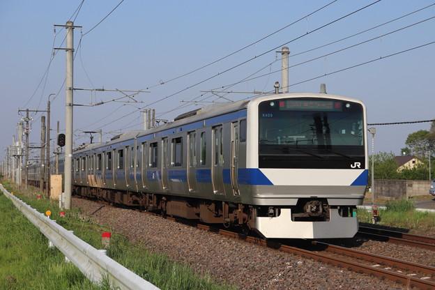 常磐線 E531系K409編成 1189M 普通 勝田 行 2020.05.02