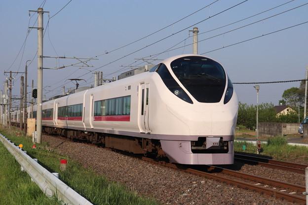 常磐線 E657系K15編成 67M 特急ときわ67号 勝田 行 2020.05.02
