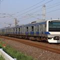 Photos: 常磐線 E531系K406編成 440M 普通 上野 行 2020.05.02