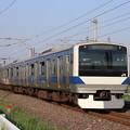 Photos: 常磐線 E531系K418編成 391M 普通 水戸 行 2020.05.02
