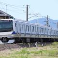 Photos: 水戸線 E531系K480編成 744M 普通 小山 行 2020.05.17