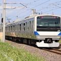 Photos: 常磐線 E531系K413編成 371M 普通 勝田 行 2020.05.17