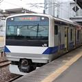 Photos: 水戸線 E531系3000番台K555編成 762M 普通 小山 行 2020.05.21