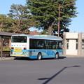 関東鉄道 2184MT リア側