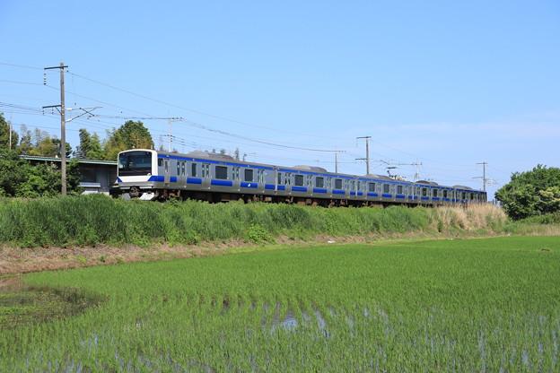水戸線 E531 2020.06.07 (1)