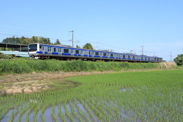 水戸線 E531 2020.06.07 (2)