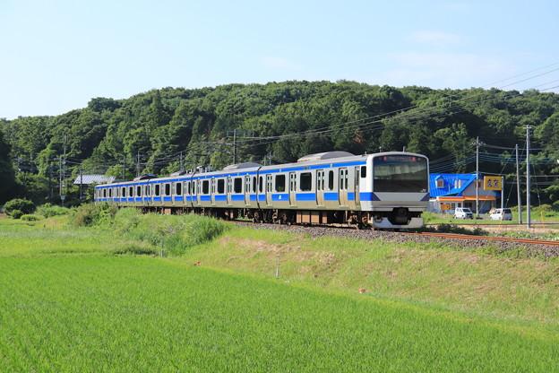 水戸線 E531 2020.06.07 (6)