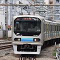 埼京線 東京臨海高速鉄道70-000形Z8編成 (1)