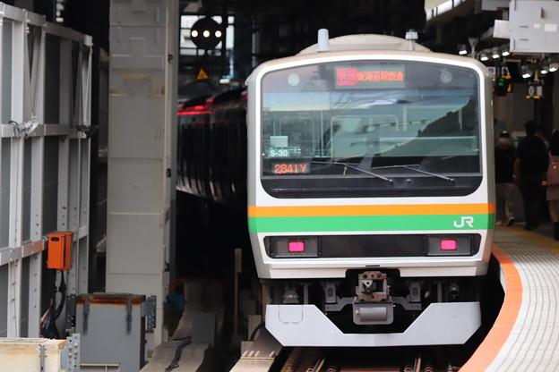 湘南新宿ライン E231系1000番台S-30編成 (1)