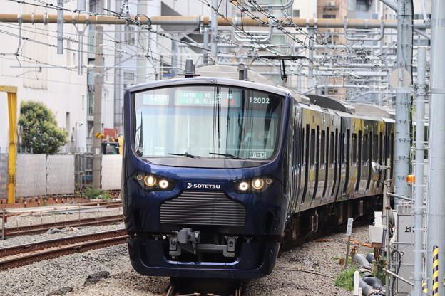 埼京線 相鉄12000系12102F (1)