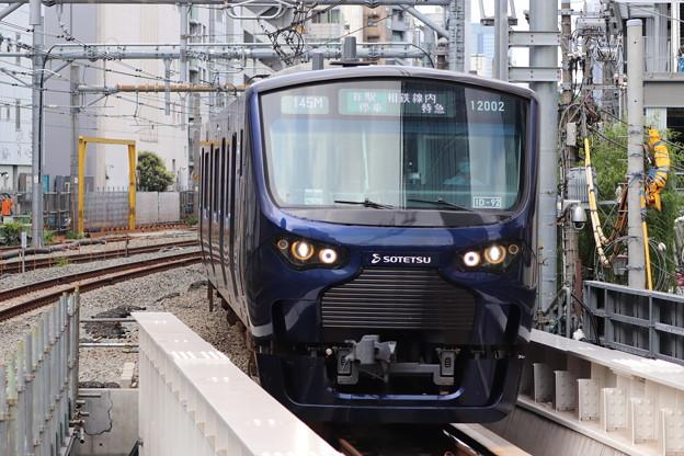 埼京線 相鉄12000系12102F (2)