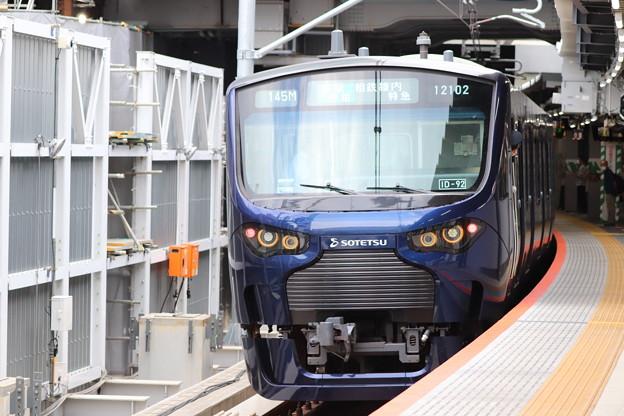Photos: 埼京線 相鉄12000系12102F