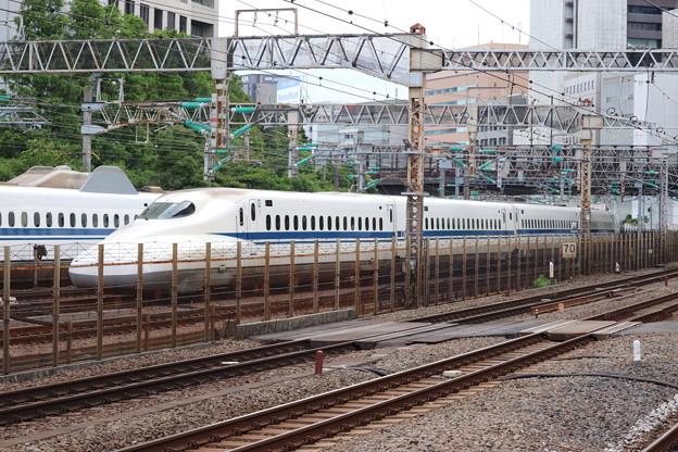 東海道新幹線 N700系1000番台(N700A)G7編成