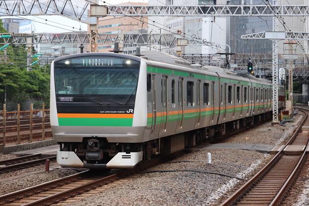 東海道線 E233系3000番台U623編成