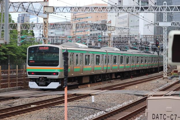 東海道線 E231系1000番台U16編成