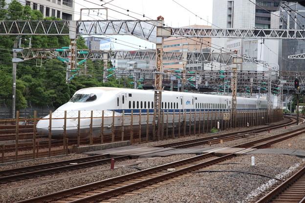 東海道新幹線 N700系5000番台K7編成