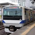 Photos: 水戸線 E531系3000番台K553編成 762M 普通 小山 行 2020.07.06