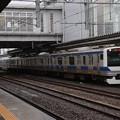 Photos: 常磐線 E531系K406編成 444M 普通 上野 行 2020.07.06