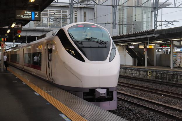 常磐線 E657系K17編成 69M 特急ときわ69号 勝田 行 後追い 2020.07.06