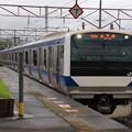 Photos: 水戸線 E531系3000番台K551編成 757M 普通 友部 行 2020.07.06