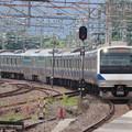 常磐線 E531系K417編成 1135M 普通 勝田 行 2020.07.10