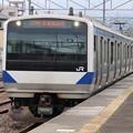 常磐線 E531系K417編成 1135M 普通 勝田 行 2020.07.10 (1)