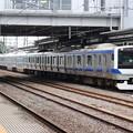 常磐線 E531系K404編成 364M 普通 上野 行 2020.07.10 (1)