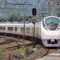 常磐線 E657系K3編成 2005M 特急ひたち5号 いわき 行 2020.07.10