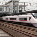 常磐線 E657系K1編成 74M 特急ときわ74号 品川 行 2020.07.10 (1)