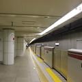 Photos: 都営地下鉄大江戸線 上野御徒町駅1番線ホーム