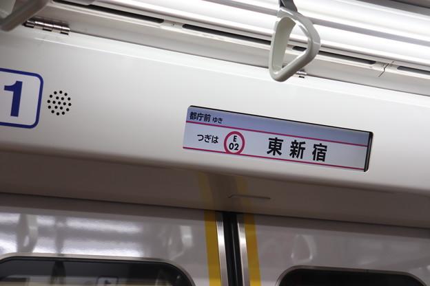 都営12-600形 車内LCD
