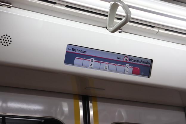 都営12-600形 車内LCD (6)