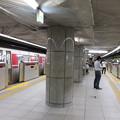 Photos: 都営地下鉄大江戸線 都庁前駅3番線・4番線ホーム