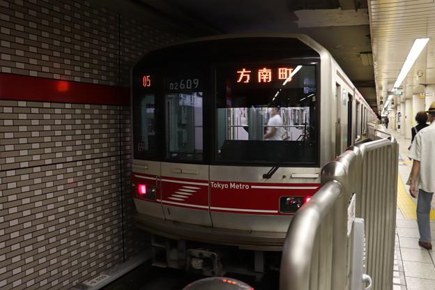 東京メトロ丸ノ内線 02系02-109F