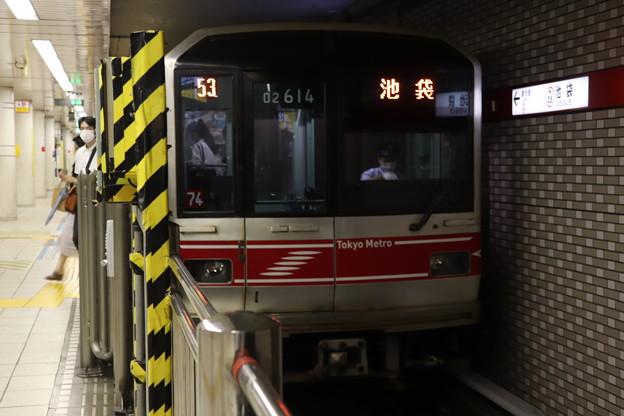 東京メトロ丸ノ内線 02系02-114F