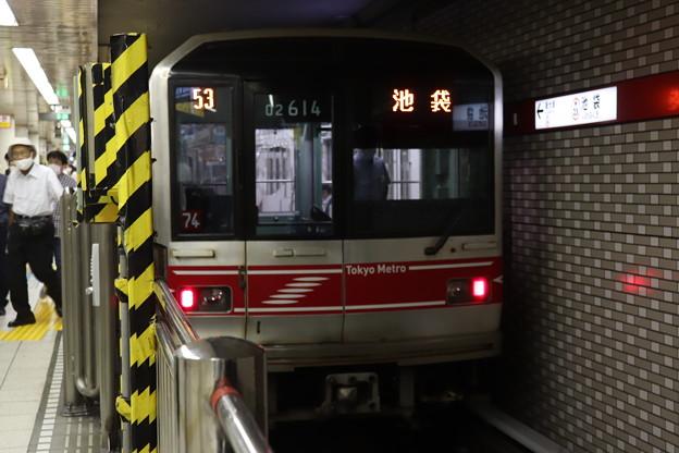 東京メトロ丸ノ内線 02系02-114F (1)