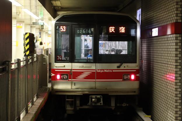 東京メトロ丸ノ内線 02系02-114F (2)
