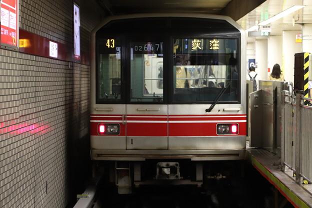 東京メトロ丸ノ内線 02系02-147F (1)