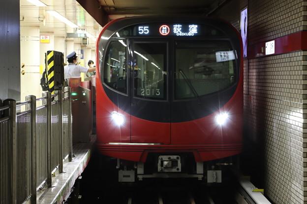 東京メトロ丸ノ内線 2000系2113F