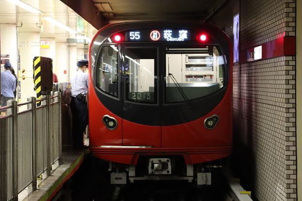 東京メトロ丸ノ内線 2000系2113F (1)
