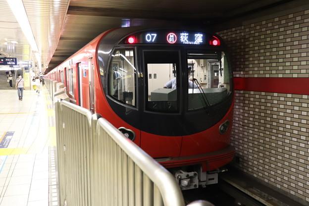 東京メトロ丸ノ内線 2000系2119F
