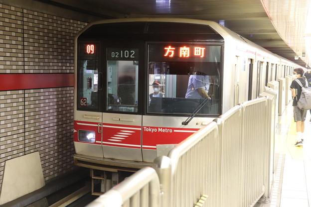 東京メトロ丸ノ内線 02系02-102F