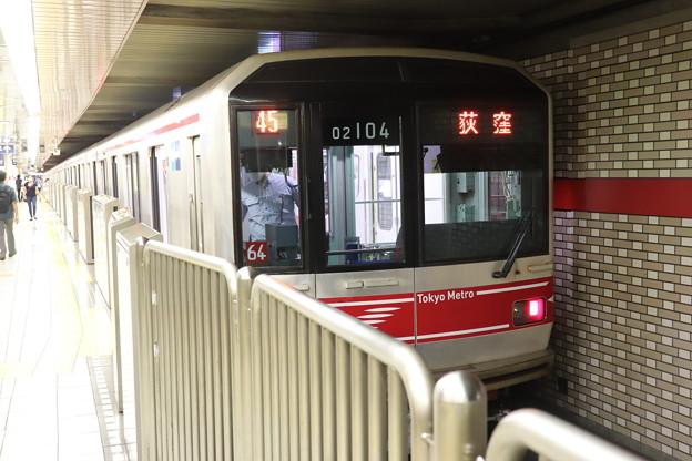 東京メトロ丸ノ内線 02系02-104F