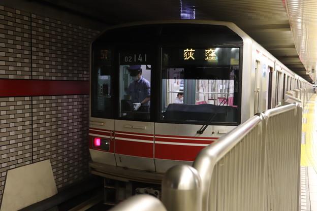 東京メトロ丸ノ内線 02系02-141F