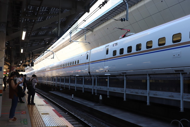 JR 東京駅 ホーム