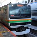 Photos: 上野東京ライン E231系1000番台K-30編成 1573E 普通 沼津 行 2020.08.29
