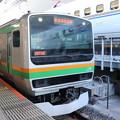 Photos: 上野東京ライン E231系1000番台K-30編成 1573E 普通 沼津 行 2020.08.29 (1)