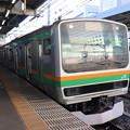 Photos: 東海道線 E231系1000番台K-30編成 1573E 普通 沼津 行 2020.08.29
