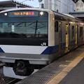 水戸線 E531系3000番台K557編成 762M 普通 小山 行 2020.08.31